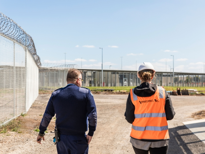 Barwon Prison expansion set to boost capacity and jobs